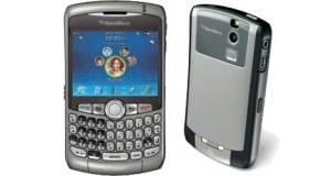 Blackberry 8302 Curve