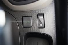 ECO és tempomat/sebességhatároló (a kézifék előtt)