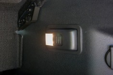 LED-es csomagtér világítás...