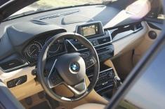 Tipikus BMW műszerfal